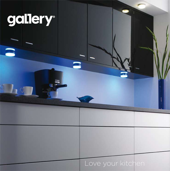 Gallery brochure cover