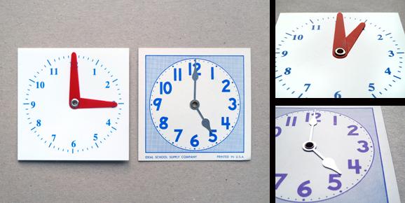 Present & Correct clocks