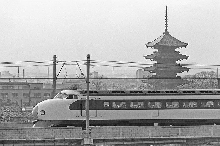 Shinkansen_1966