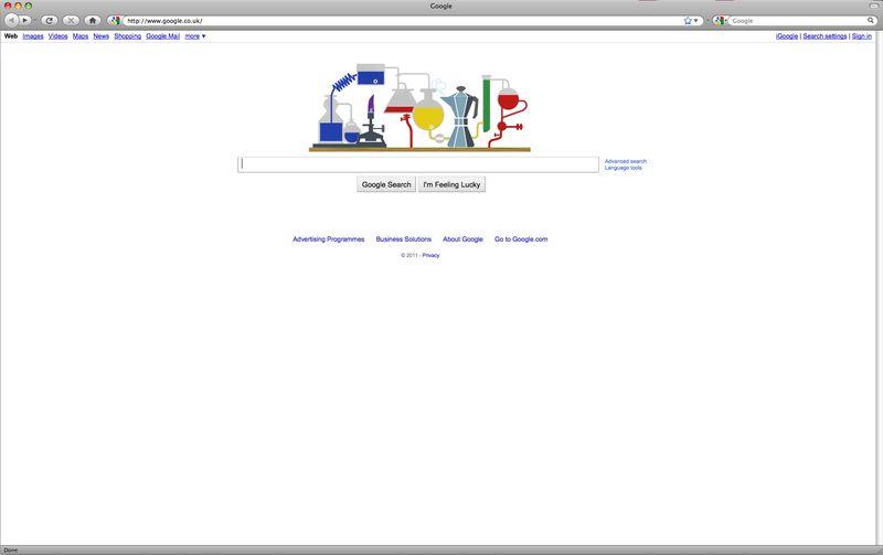 Bunsen google