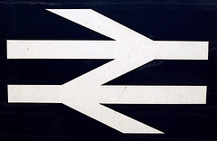 British rail logo